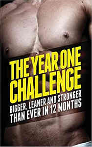 The One Year Challenge For Men