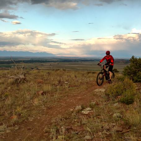 Colorado Mountain Biking: November