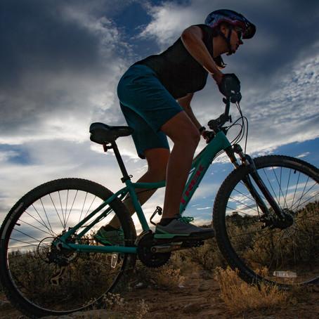 Colorado Mountain Biking: October