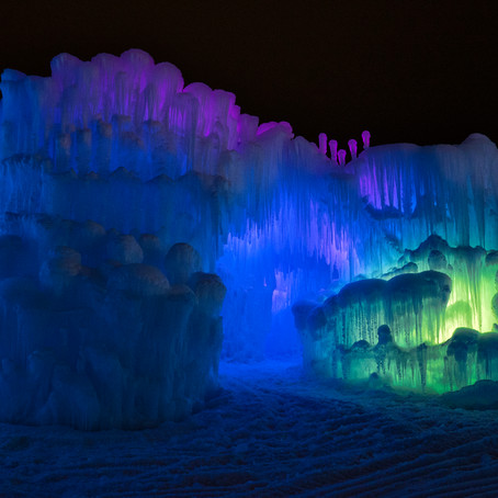 7 Amazing Facts About Dillon Ice Castles