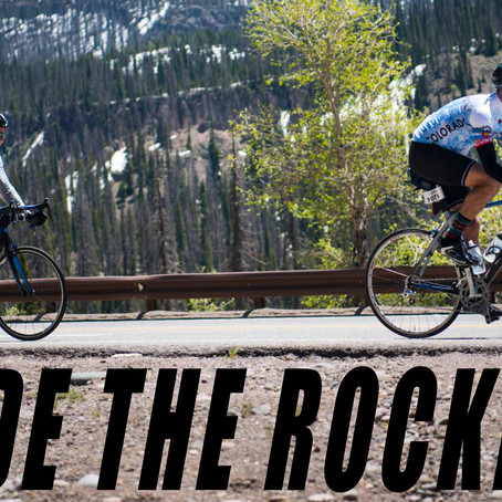 Ride the Rockies 2019 Route