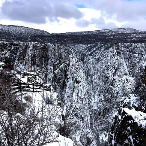 5 Ways to Experience the Black Canyon in Winter