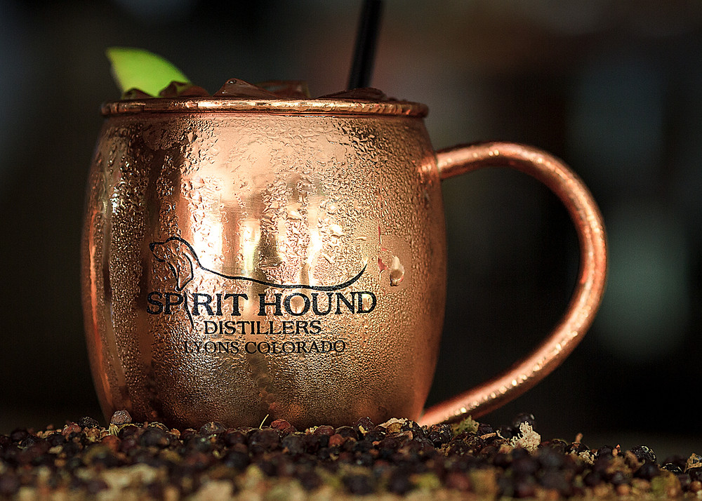 Spirit Hound Distiller Lyons Colorado