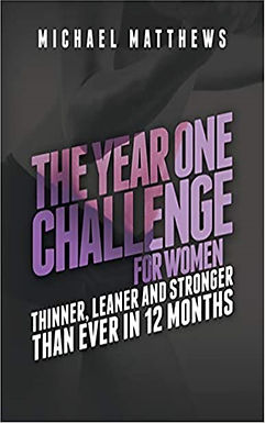 The One Year Challenge For Women