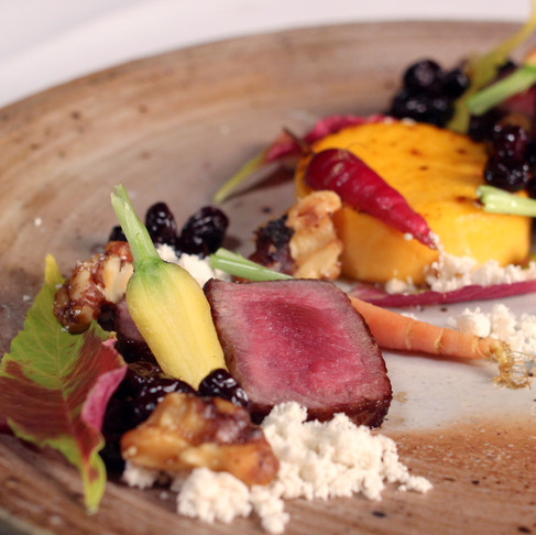 Fine Fall Dining at The Brown Palace