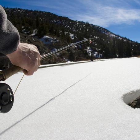 Top 3: Colorado Ice Fishing Spots