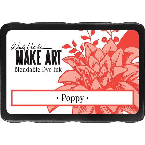 Encre Make Art Poppy