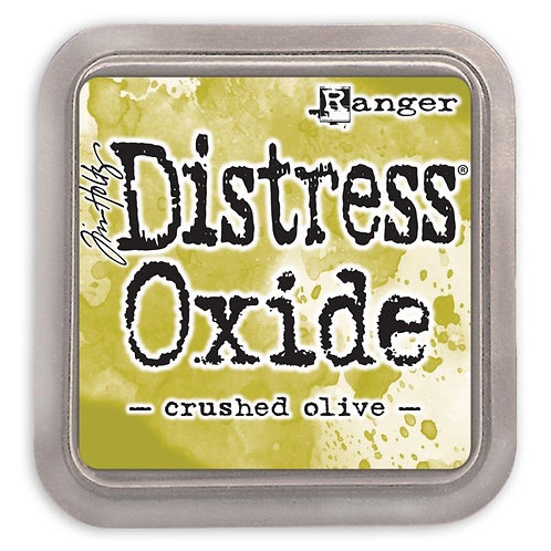 Encre Distress Oxide Crushed Olive