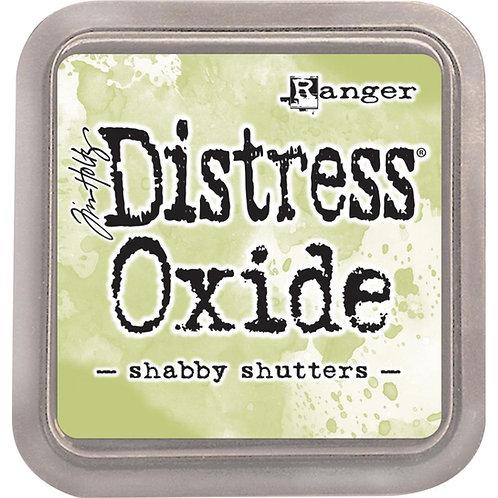 Encre Distress Oxide Shabby Shutters