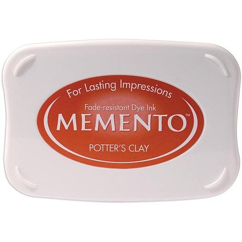 Encre Memento Potter's Clay