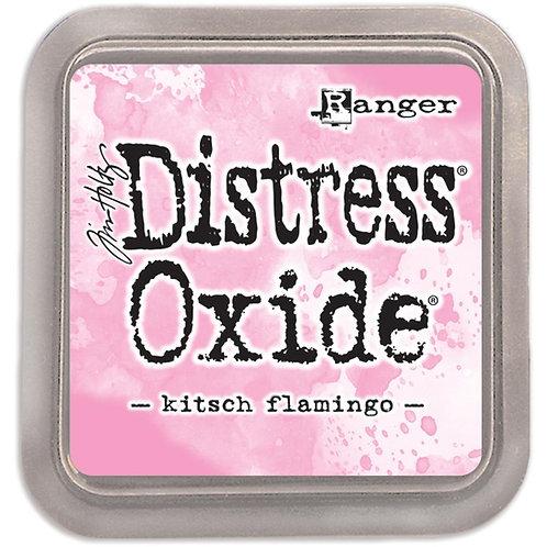 Encre Distress Oxide Kitsch Flamingo