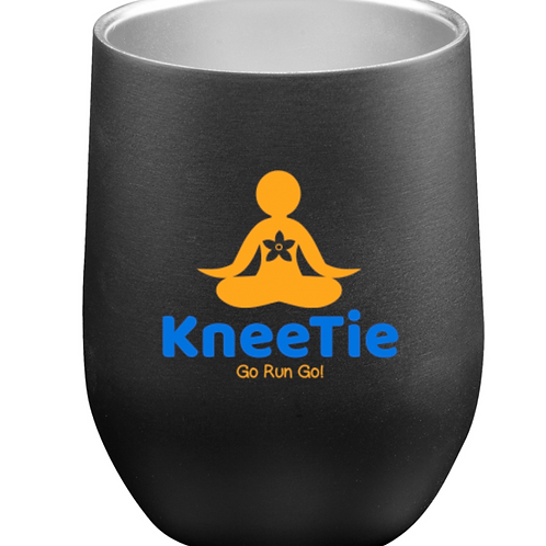 KneeTie Alcohol Cup Stainless Steel