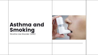 An unfortunate combination of Asthma and smoking