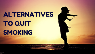 Alternatives to quit smoking