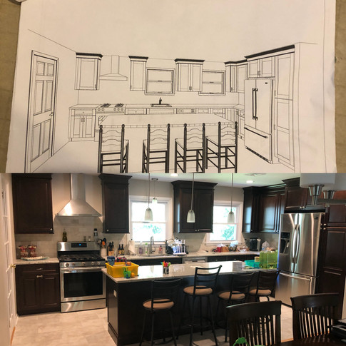 Kitchen Remode-Morrisplains,NJ