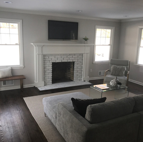 Full Reno (Living Room) Morristown, NJ