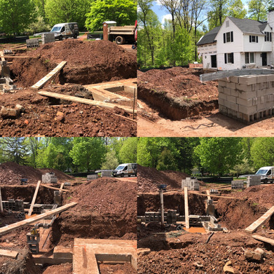 New Addition ( Foundation) Basking Ridge