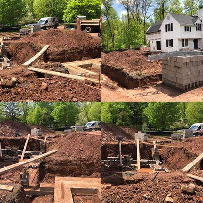 New Addition ( Foundation) Basking Ridge