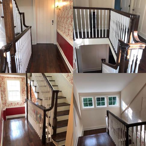 Carpentry ( Stairs) Scotchplains, NJ