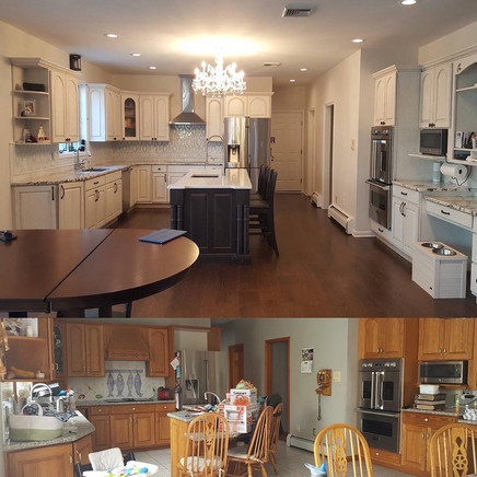 Kitchen Remodel Boonton, NJ