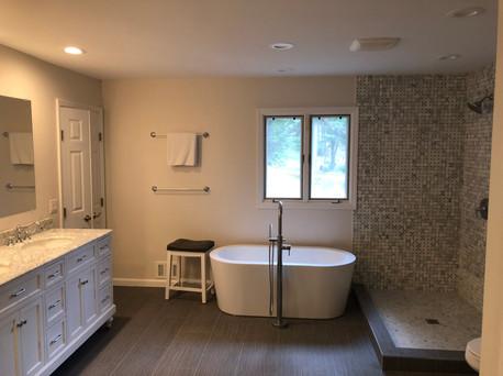 Bathroom Remodel #2 Morristown, NJ