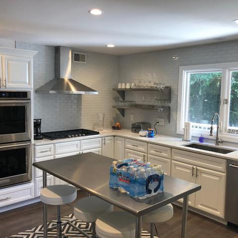 Kitchen Remodel Morristown, NJ