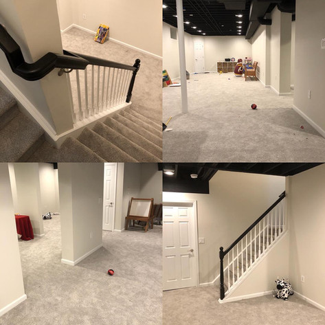 Finished Basement Morristown, NJ