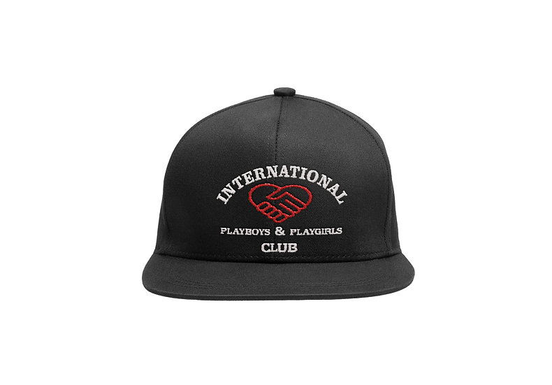 International Playboys&Playgirls Snapback Cap