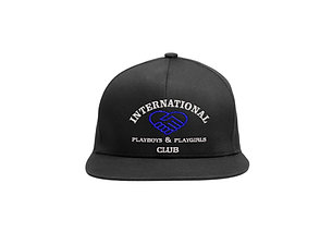 International Playboys&Playgirls Snapback Cap