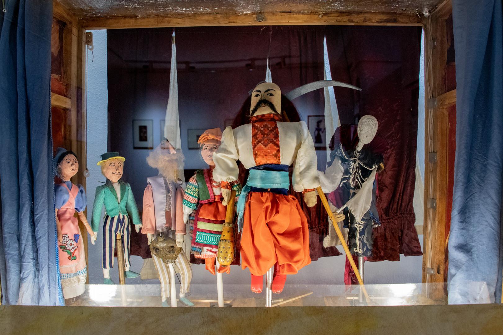 Київський міський театр ляльок