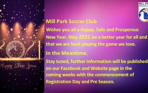 Stay Tuned Further information for Registration Day and Pre Season will be published.