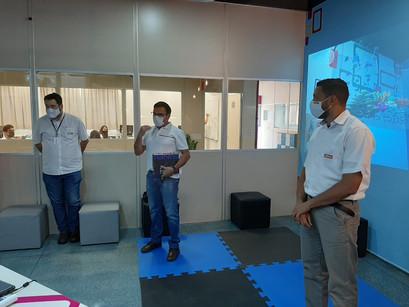 Curso de realidade aumentada é oferecido durante a Semana da Indústria