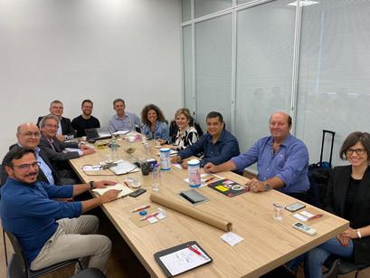 Sinbi faz reunião com Abicalçados para Alinhamento Estratégico 2020