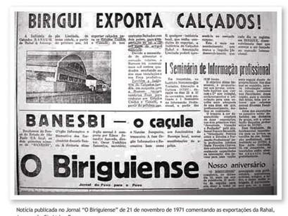 Birigui: Cultura exportadora desde a década de 1970