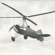 155 - Kay's Autogyro in Flight