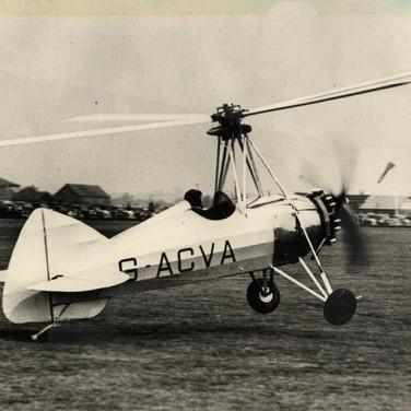 085 - Kay's Autogyro
