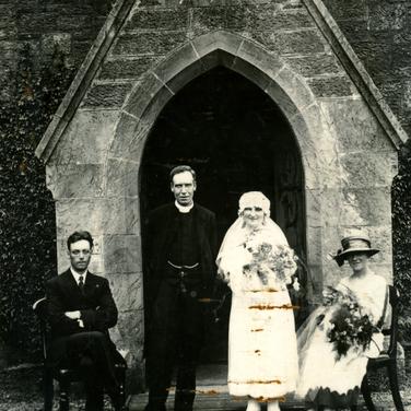235 - Rev Peter Milne and Jessie Hally