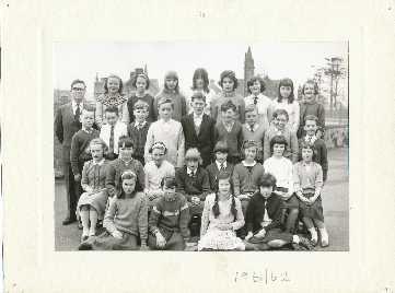 125 - Blackford Primary School 1961-62