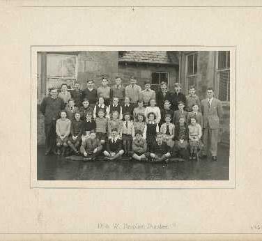 115 - Blackford Primary School 1956