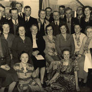 084 - Blackford Games Committee and Partners mid 1950s