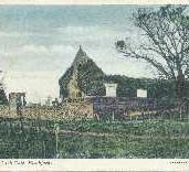 178 - Postcard - Church & Lych Gate, Blackford