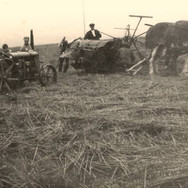 095 - Advent of the tractor, demise of the horse 1940