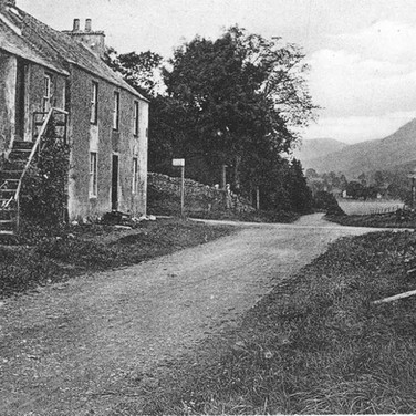 050 - Loaninghead from Cross Rd, Blackford