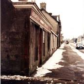 037 - Clincart Cottage Kinghorn drapers (nearest)1970s Moray Street