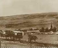 173 - Postcard - Blackford from North