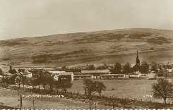 173 - Postcard - Blackford from North