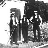 048 - James King & Fellow Platelayers Blackford
