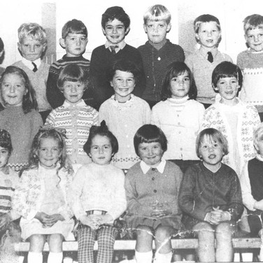017 - Blackford Primary School around 1970