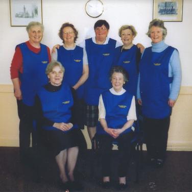 193 - Blackford Church Coffee Ladies 2006