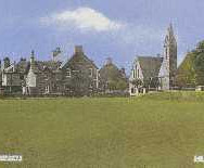 167 - Postcard - Moray Arms, Blackford